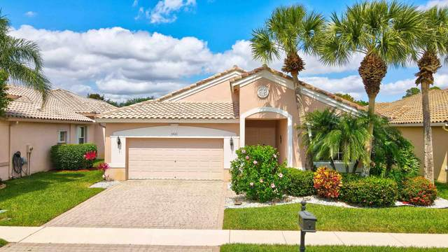 9945 Mantova Drive, Lake Worth, FL 33467 (MLS #RX-10702045) :: The Paiz Group