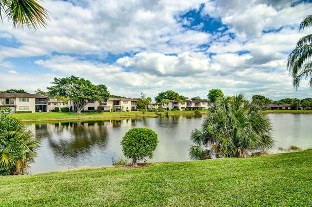 21386 Juego G Circle 10-G, Boca Raton, FL 33433 (#RX-10702050) :: Signature International Real Estate