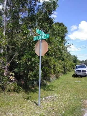 5526 NW North Lundy Circle, Port Saint Lucie, FL 34953 (MLS #RX-10702074) :: The Paiz Group