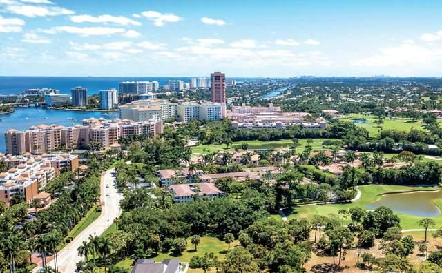 475 E Royal Palm Road #904, Boca Raton, FL 33432 (#RX-10702096) :: Baron Real Estate