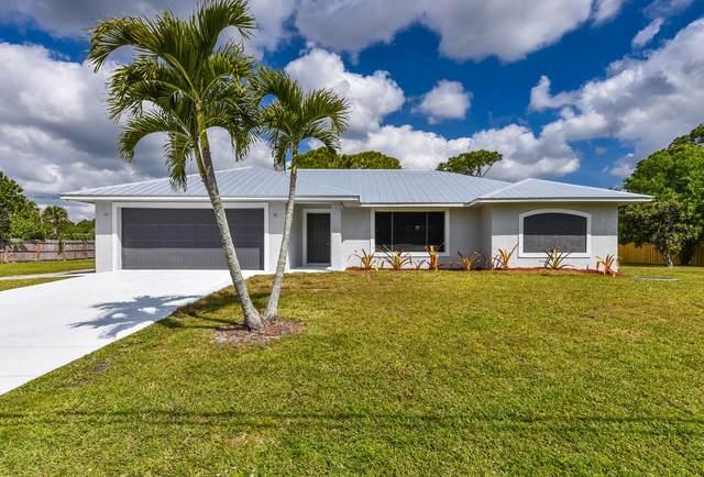 373 SW Fairway Avenue, Port Saint Lucie, FL 34983 (MLS #RX-10702097) :: The Paiz Group