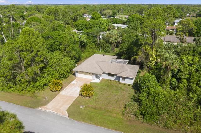 7104 Pacific Avenue, Fort Pierce, FL 34951 (MLS #RX-10702130) :: The Paiz Group