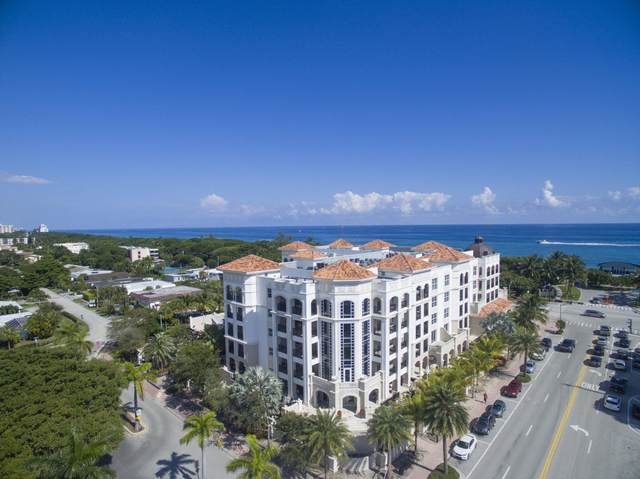 1 N Ocean Boulevard #407, Boca Raton, FL 33432 (#RX-10702168) :: The Rizzuto Woodman Team