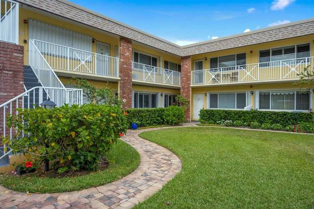 1001 NE 8th Avenue #104, Delray Beach, FL 33483 (#RX-10702193) :: Posh Properties