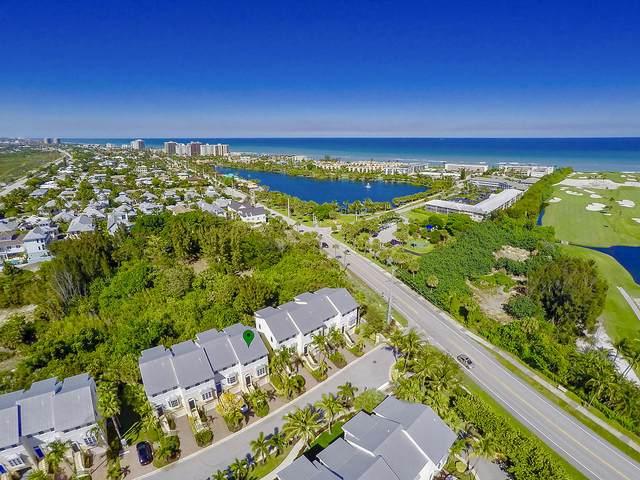 411 Juno Dunes Way, Juno Beach, FL 33408 (MLS #RX-10702202) :: United Realty Group