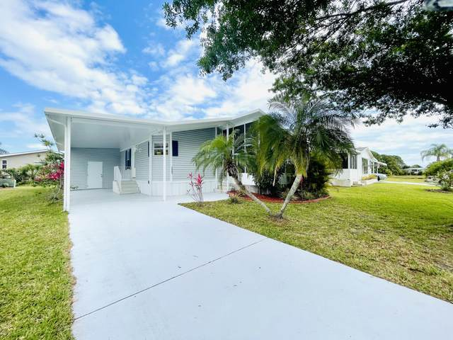 2905 Fiddlewood Circle, Port Saint Lucie, FL 34952 (#RX-10702205) :: Posh Properties
