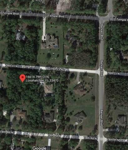 00000 79th Court N, Loxahatchee, FL 33470 (#RX-10702217) :: The Rizzuto Woodman Team