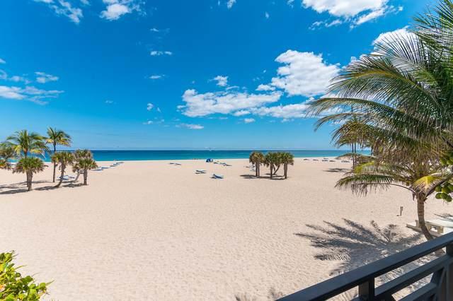 1598 S Ocean Lane #218, Fort Lauderdale, FL 33316 (#RX-10702288) :: Ryan Jennings Group