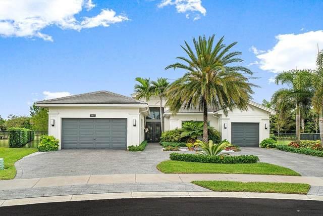 19855 Meadowside Lane, Boca Raton, FL 33498 (#RX-10702362) :: Michael Kaufman Real Estate