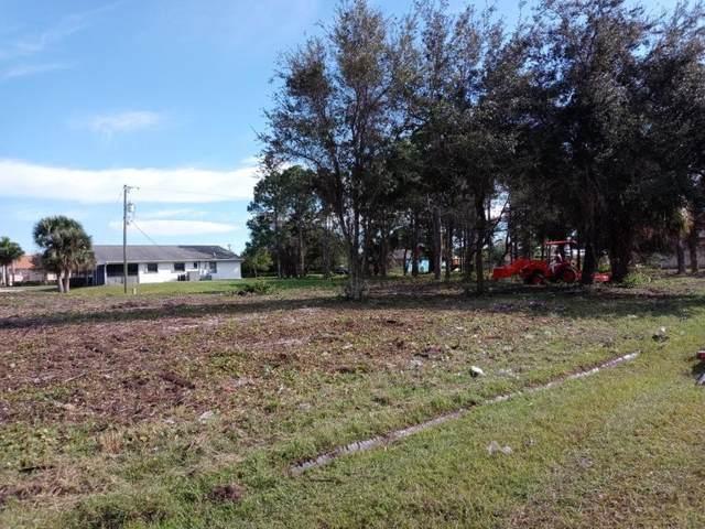 402 SW Aileen Street, Port Saint Lucie, FL 34983 (MLS #RX-10702377) :: Berkshire Hathaway HomeServices EWM Realty