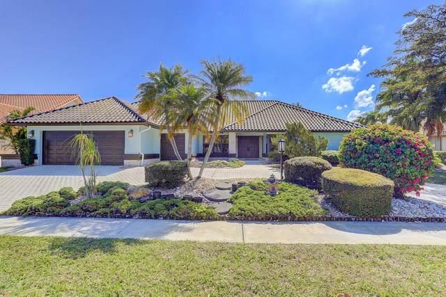 17592 Charnwood Drive, Boca Raton, FL 33498 (MLS #RX-10702388) :: The Jack Coden Group