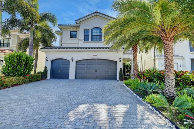 16726 Picardy Way, Delray Beach, FL 33446 (MLS #RX-10702429) :: The Paiz Group