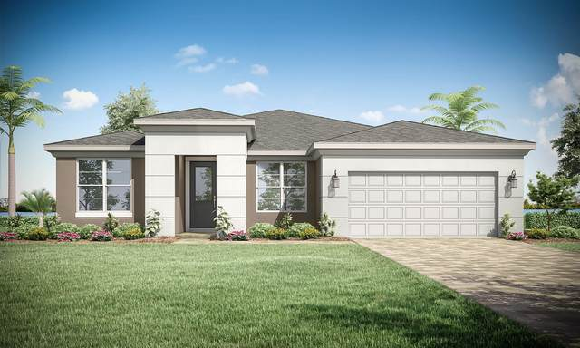 11420 SW Lyra Drive SW Lot 117, Port Saint Lucie, FL 34987 (MLS #RX-10702495) :: The Jack Coden Group