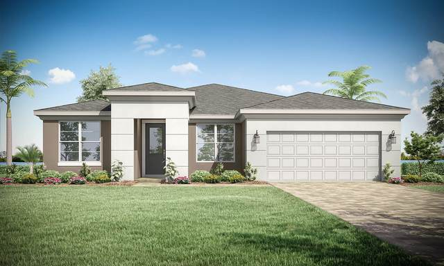 11428 SW Lyra Drive SW Lot 118, Port Saint Lucie, FL 34987 (MLS #RX-10702496) :: The Jack Coden Group