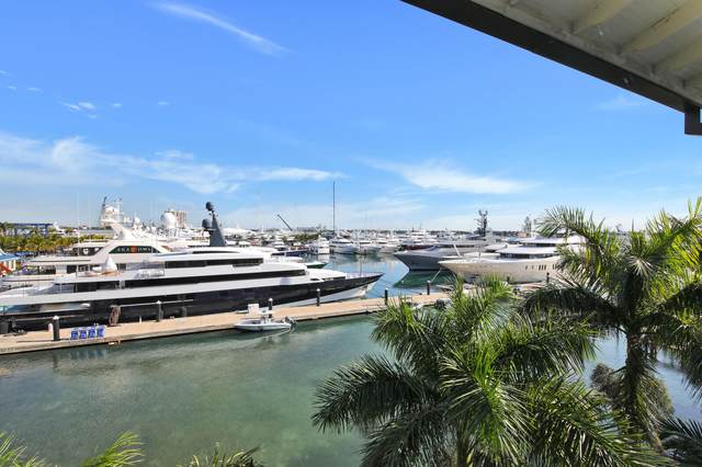 3920 N Flagler Drive #403, West Palm Beach, FL 33407 (#RX-10702589) :: Ryan Jennings Group