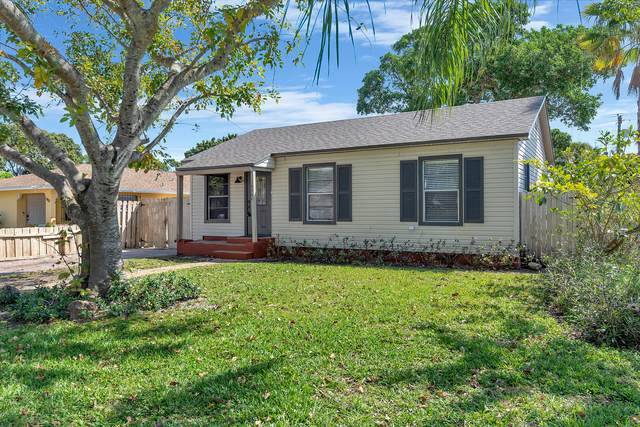 1606 N D Street, Lake Worth Beach, FL 33460 (MLS #RX-10702591) :: The Jack Coden Group