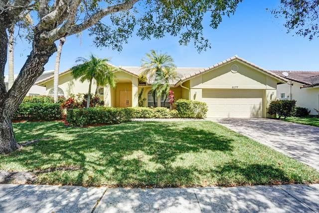 5277 N Springs Way, Coral Springs, FL 33076 (MLS #RX-10702714) :: The Paiz Group