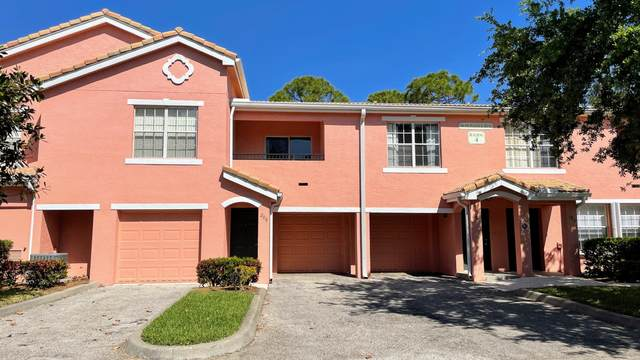106 SW Peacock Boulevard 4-206, Port Saint Lucie, FL 34986 (#RX-10702722) :: Real Treasure Coast