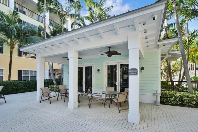 226 N Latitude Circle #203, Delray Beach, FL 33483 (#RX-10702798) :: Ryan Jennings Group