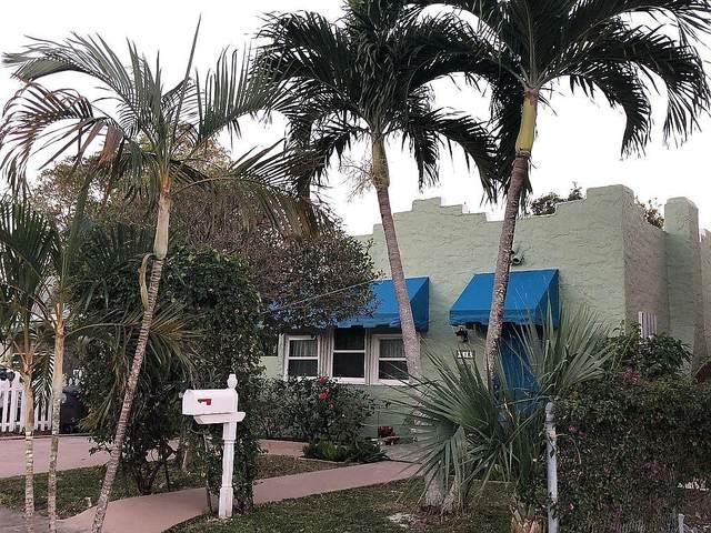 618 El Vedado, West Palm Beach, FL 33405 (MLS #RX-10702874) :: The Jack Coden Group
