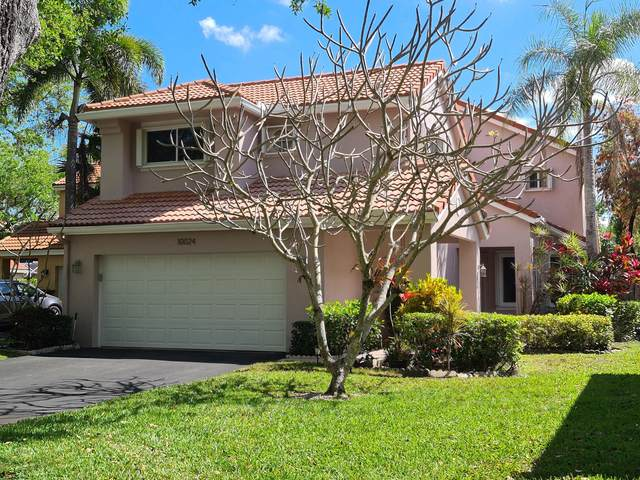 10024 NW 5 Street, Plantation, FL 33324 (MLS #RX-10702913) :: The Jack Coden Group