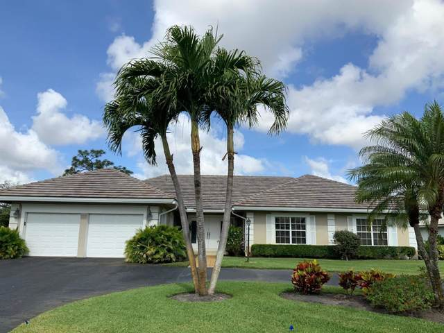 11967 N Lake Drive, Boynton Beach, FL 33436 (MLS #RX-10702945) :: The Paiz Group