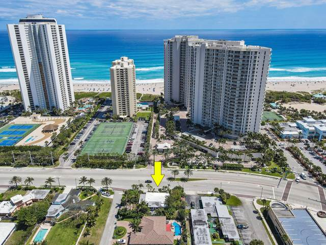 2737 N Ocean Drive, Singer Island, FL 33404 (#RX-10702955) :: DO Homes Group