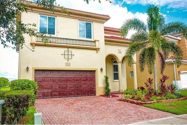 7083 Aliso Avenue, West Palm Beach, FL 33413 (MLS #RX-10702959) :: The Paiz Group