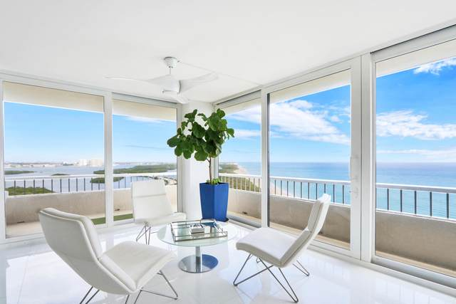 5550 N Ocean Drive 18C, Singer Island, FL 33404 (#RX-10702976) :: Posh Properties