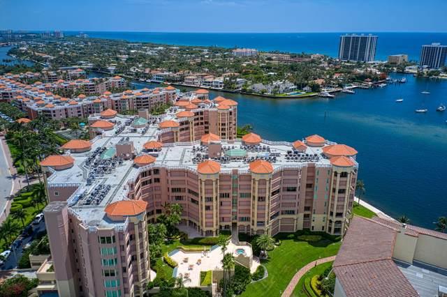 300 SE 5th Avenue #1030, Boca Raton, FL 33432 (#RX-10703021) :: Baron Real Estate