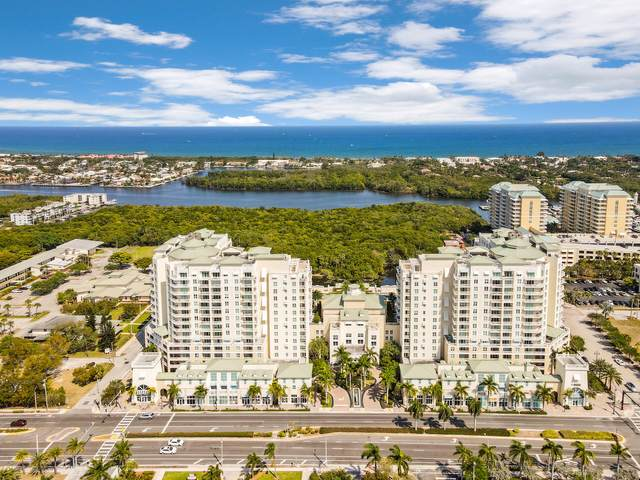 350 N Federal Way #705, Boynton Beach, FL 33435 (#RX-10703053) :: Ryan Jennings Group
