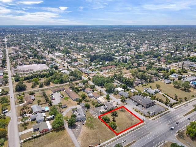 - Foss Road, Lake Worth, FL 33461 (#RX-10703061) :: Posh Properties