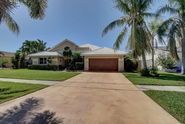 390 Apache Lane, Boca Raton, FL 33487 (MLS #RX-10703157) :: The Jack Coden Group