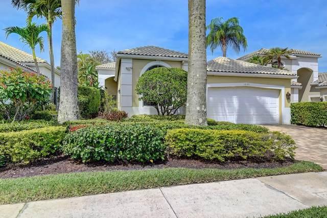 16125 Villa Vizcaya Place, Delray Beach, FL 33446 (MLS #RX-10703195) :: The Jack Coden Group