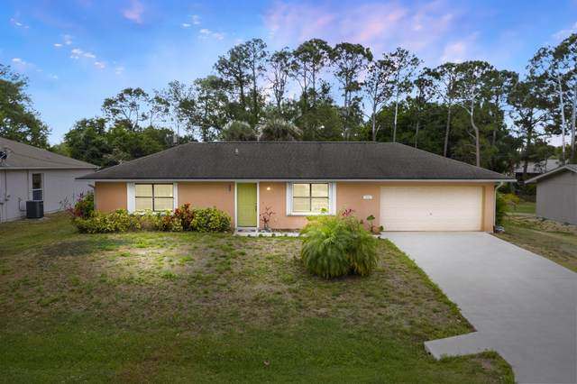 678 Bayharbor Terrace, Sebastian, FL 32958 (MLS #RX-10703217) :: The Jack Coden Group