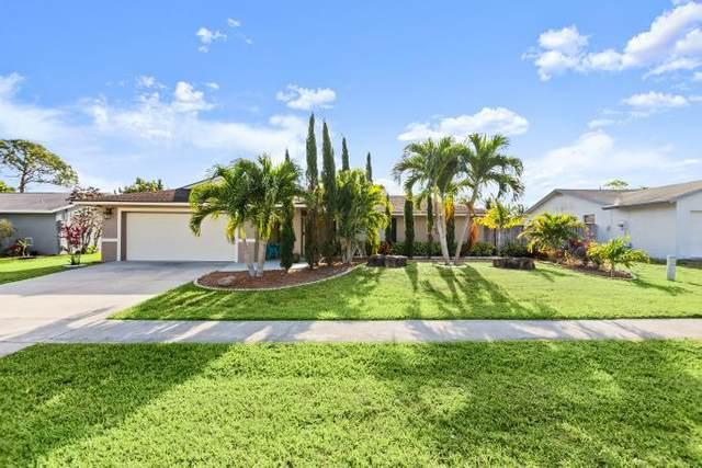 159 Dove Circle, Royal Palm Beach, FL 33411 (MLS #RX-10703271) :: The Jack Coden Group