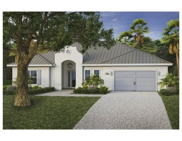766 Fiddlewood Road, Vero Beach, FL 32963 (MLS #RX-10703331) :: The Paiz Group