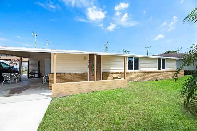 2260 N Seacrest Boulevard, Boynton Beach, FL 33435 (MLS #RX-10703400) :: The Jack Coden Group