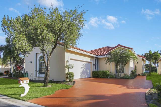 6382 Hamilton Court, Boynton Beach, FL 33437 (MLS #RX-10703428) :: The Jack Coden Group