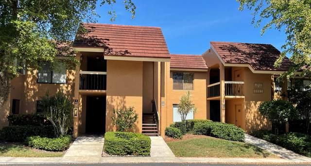 11090 Green Lake Drive #102, Boynton Beach, FL 33437 (MLS #RX-10703443) :: The Jack Coden Group