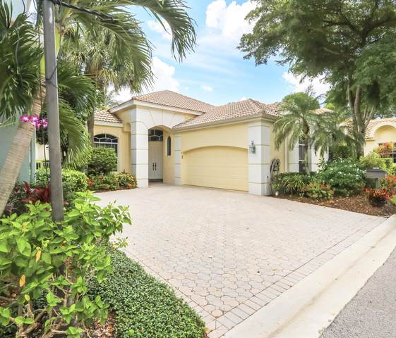 16850 Knightsbridge Lane, Delray Beach, FL 33484 (#RX-10703465) :: Posh Properties