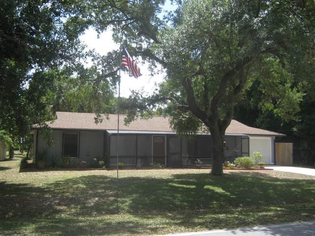8601 North Boulevard, Fort Pierce, FL 34951 (#RX-10703469) :: Real Treasure Coast