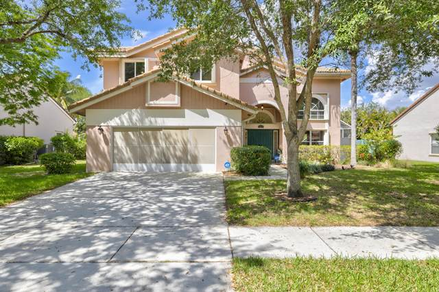 4467 NW 63rd Drive, Coconut Creek, FL 33073 (MLS #RX-10703473) :: The Jack Coden Group
