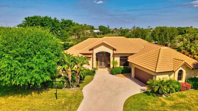 10675 Stonebridge Boulevard, Boca Raton, FL 33498 (MLS #RX-10703496) :: The Jack Coden Group