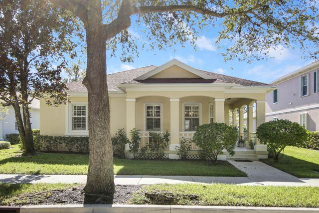 138 Newcastle Drive, Jupiter, FL 33458 (MLS #RX-10703543) :: The Jack Coden Group