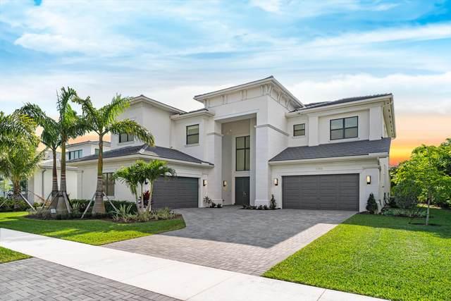 17353 Rosella Road, Boca Raton, FL 33496 (MLS #RX-10703548) :: The Paiz Group