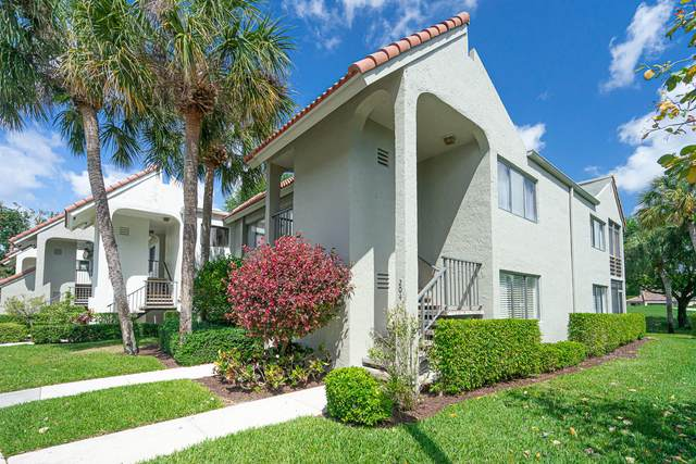 5715 Fairway Park Drive #204, Boynton Beach, FL 33437 (#RX-10703578) :: The Rizzuto Woodman Team