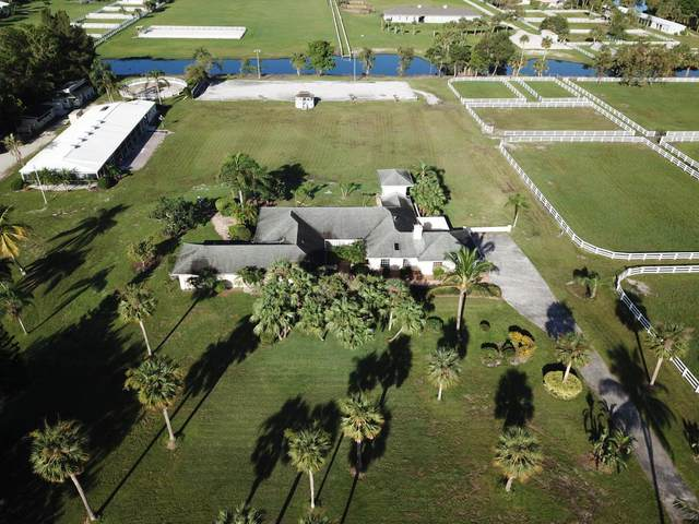 3321 Hanover Circle, Loxahatchee, FL 33470 (MLS #RX-10703596) :: The Jack Coden Group