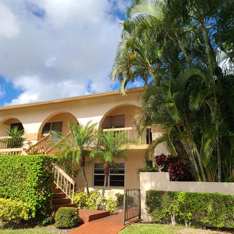 13833 Royal Palm Court C, Delray Beach, FL 33484 (#RX-10703616) :: Baron Real Estate