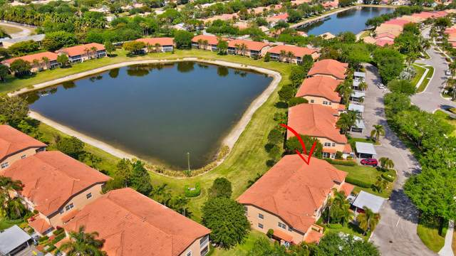 7825 Whispering Palms Drive #202, Boynton Beach, FL 33437 (MLS #RX-10703625) :: The Paiz Group
